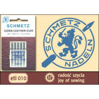 010 SCHMETZ LEATHER