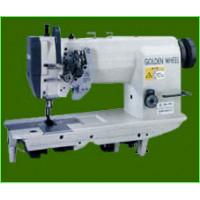 Двухигольная швейная машина Golden Wheel CS-7162