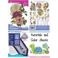 ANITA - коллекция дизайнов для машинной вышивки и каталог